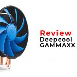 review deepcool gammaxx 300 cooler procesor