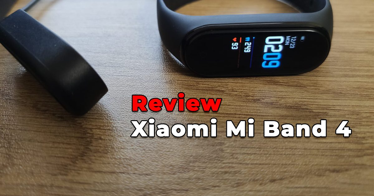 Review Bratara fitness Xiaomi Mi Band 4
